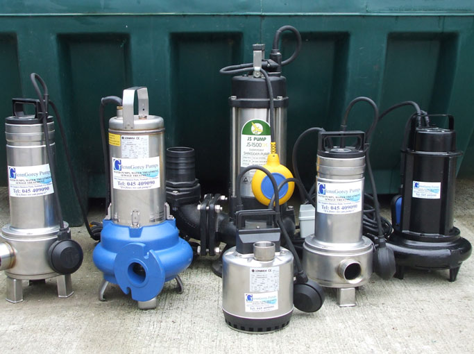 Electric Sump Pump ~ Applications water pumps ireland glenngorey