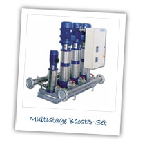 Multistage Booster