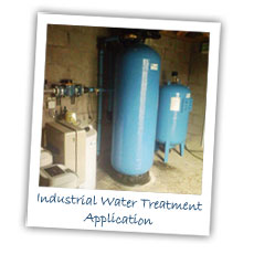 Industrial Water Treatment Installation